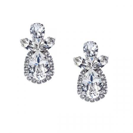 Cercei cristale Swarovski Angel Crystal0