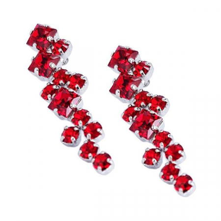 Cercei cristale Swarovski Annie Siam4