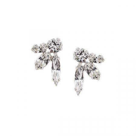 Cercei cristale Swarovski Caro Crystal0