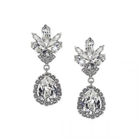 Cercei cristale Swarovski Eliana Crystal0