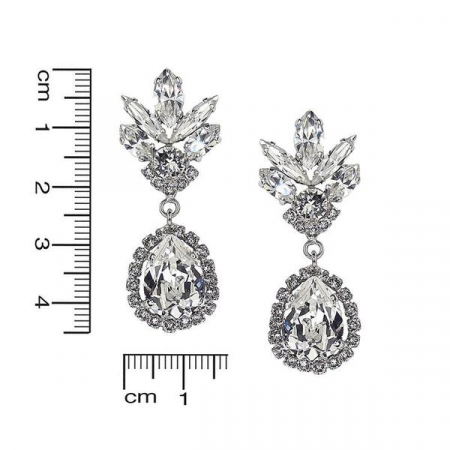Cercei cristale Swarovski Eliana Crystal2