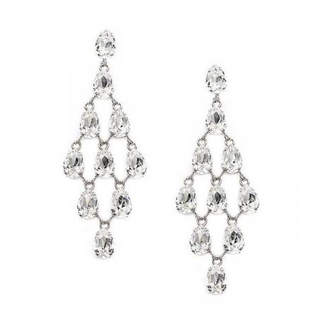 Cercei cristale Swarovski Indra S Crystal0