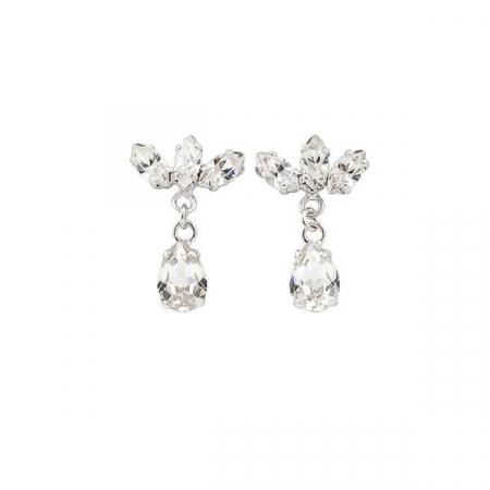 Cercei cristale Swarovski Jocelyn Crystal [0]
