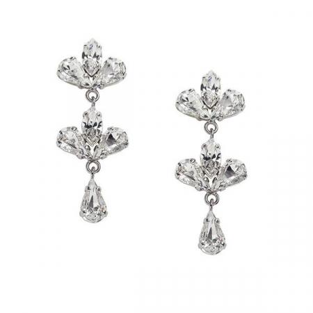 Cercei cristale Swarovski Midori Crystal0