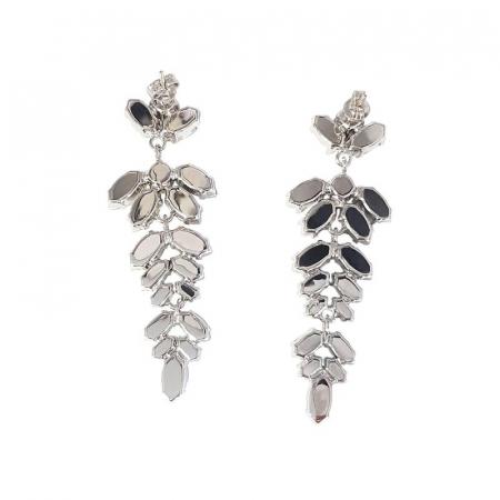 Cercei cristale Swarovski Pine Crystal1