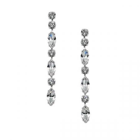 Cercei cristale Swarovski Selena Crystal0