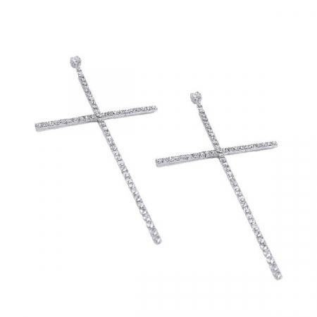Cercei cristale Swarovski Simona 3 Crystal1