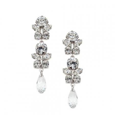 Cercei cristale Swarovski Marielle Crystal L0