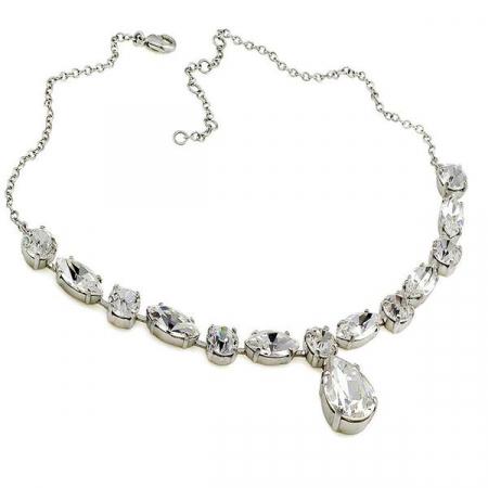 Colier cristale Swarovski 1035 Crystal0