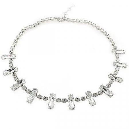 Colier cristale Swarovski 1072 Crystal0