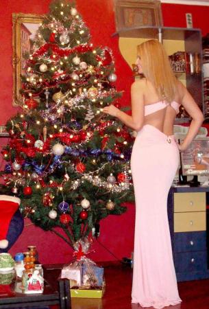 Rochie Jovani 85131 roz lunga de seara mulata din jerse5