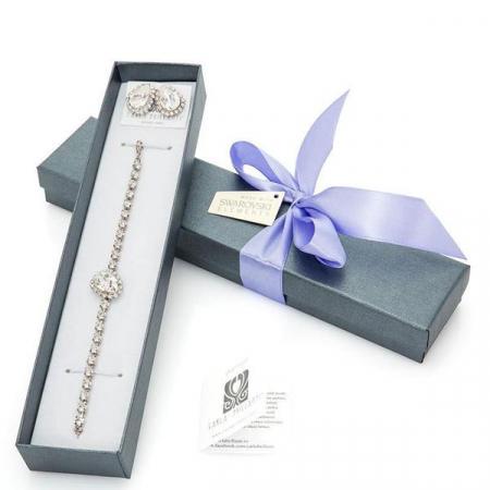 Set cadou cristale Swarovski Anastasia Crystal0