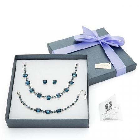 Set cadou cristale Swarovski Gianna Montana0