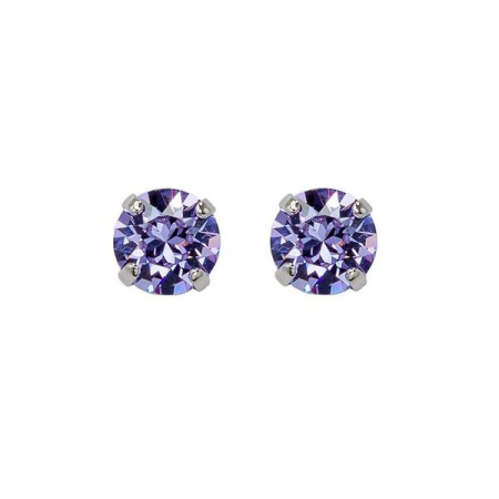 Set cadou cristale Swarovski Jeny Violet &Tanzanite2