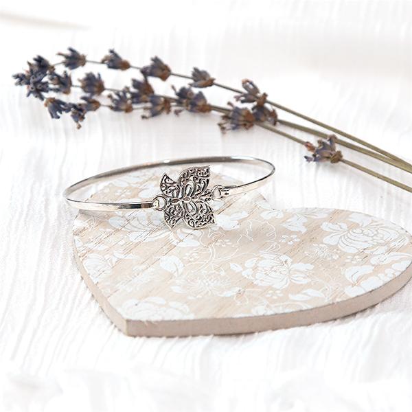 Bratara Argint model fluture [2]