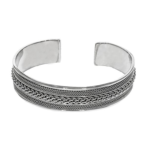 Bratara argint model oriental [3]