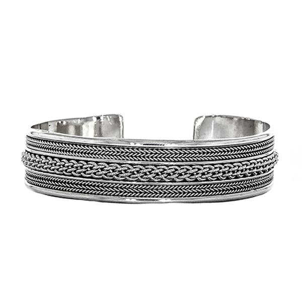 Bratara argint model oriental [0]