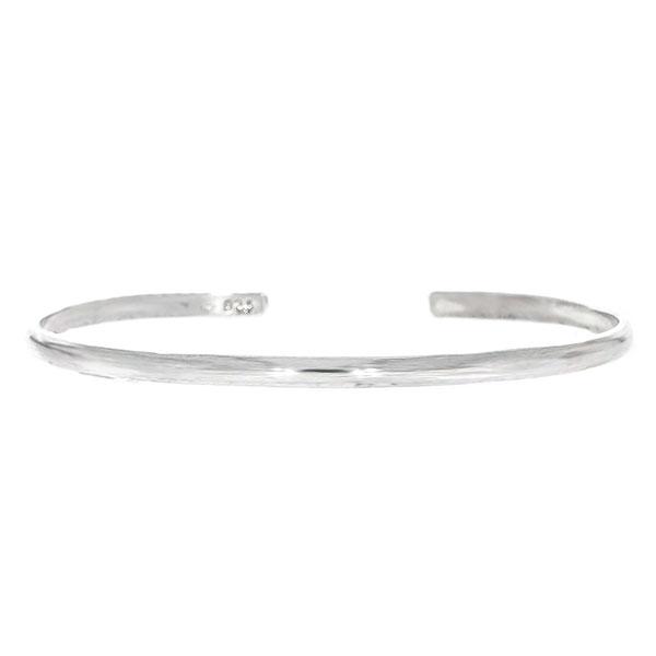 Brățară, fixă, simplă din argint [3]