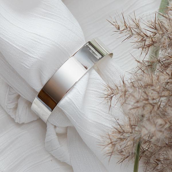 Bratara argint lata lucioasa [2]