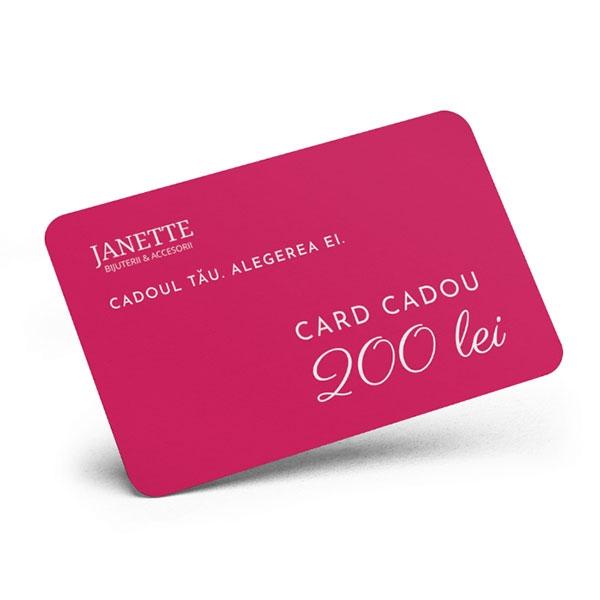 Card Cadou pentru EA cu valoare de 200lei [0]