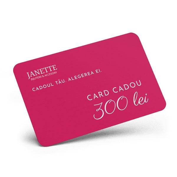 Card Cadou pentru EA cu valoare de 300lei [0]