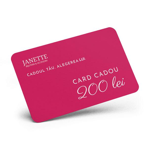 Card Cadou pentru El cu valoare de 200lei [0]