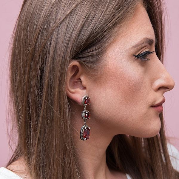 cercei-lungi-eleganti-deosebiti-argint-marcasite-zirconii-rosii-cristale-fatetate-janette [2]