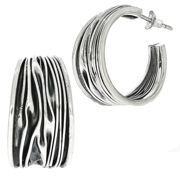 Cercei argint Wanda [0]