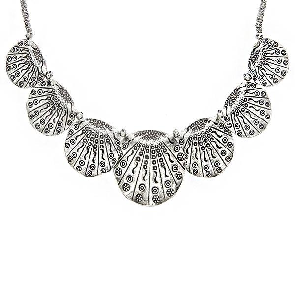 colier-argint-antichizat-motive-florale-janette [0]