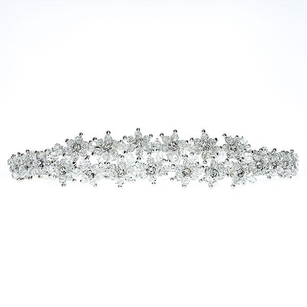 Diademă cu cristale [0]