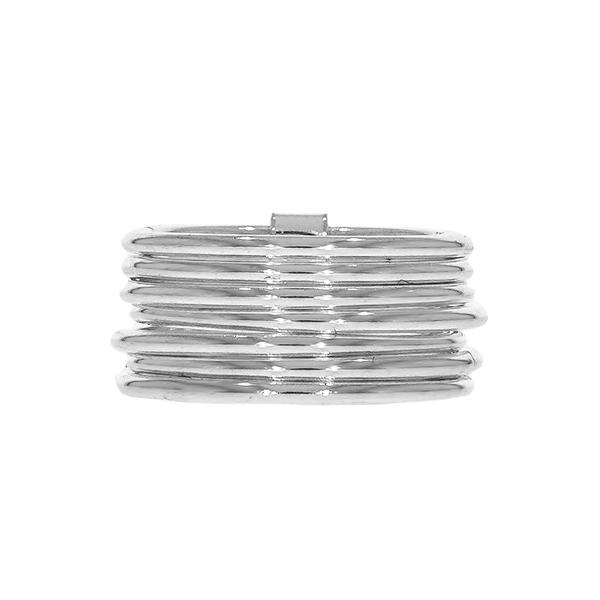 Inel din argint cu verigi unite [1]