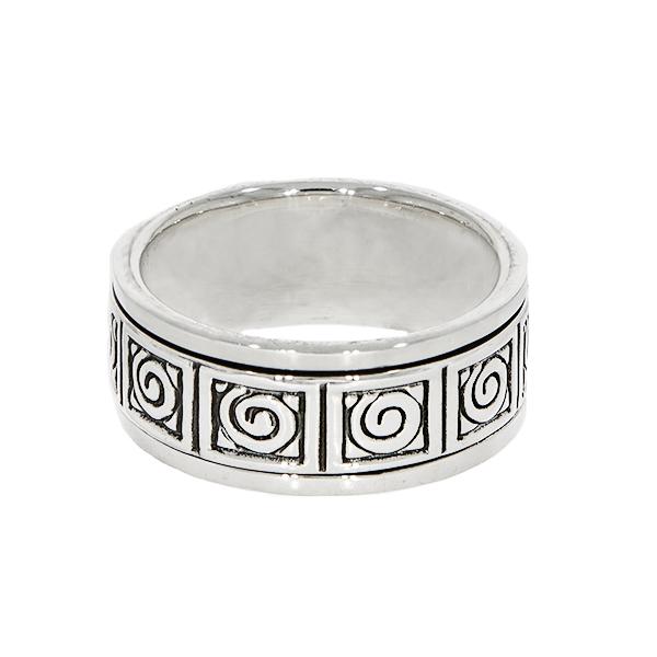 Inel antistres din argint 925 [2]