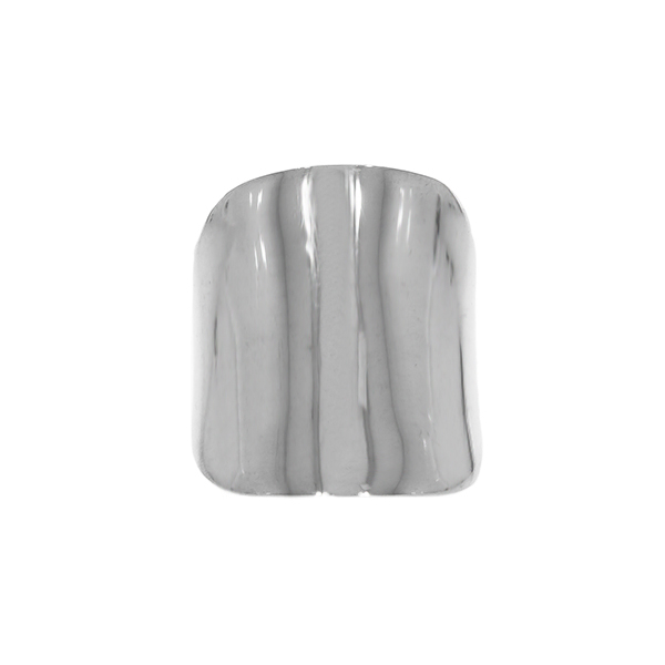 Inel argint model lat [9]
