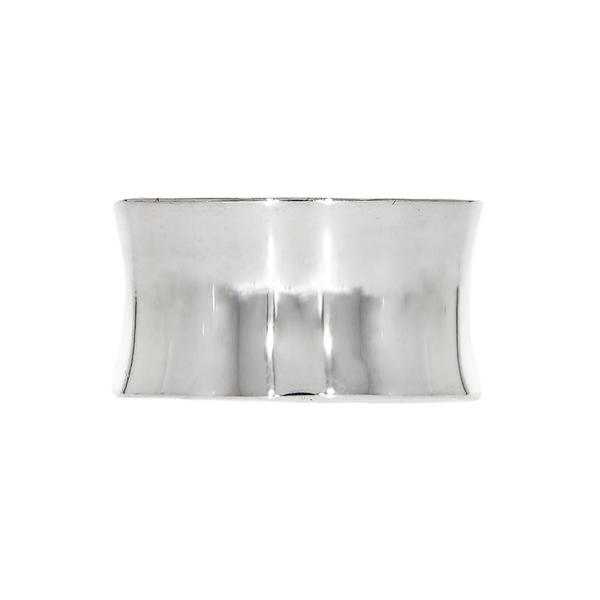Inel argint stil verighetă [1]