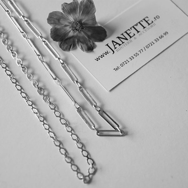 Lanț argint Annama [2]