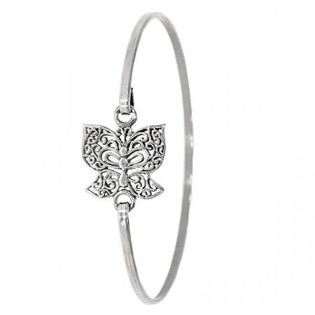 Bratara Argint model fluture [0]