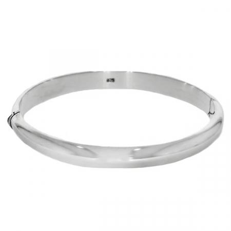Brățară argint circulara [0]