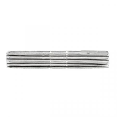 Bratara argint statement cu model patinat [2]