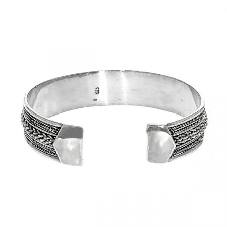 Bratara argint model oriental [2]