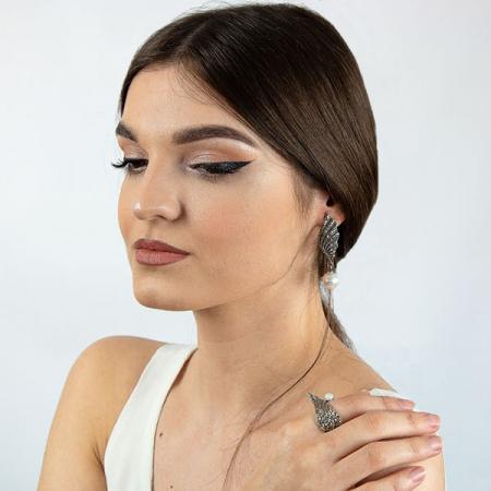 cercei-argint-antichizat-aripi-marcasite-perle-janette [3]