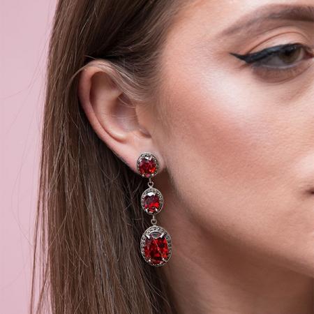 cercei-lungi-eleganti-deosebiti-argint-marcasite-zirconii-rosii-cristale-fatetate-janette [1]