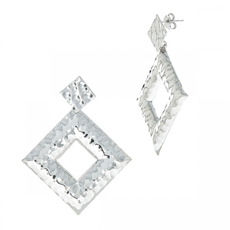 cercei-lungi-argint-rodiat-texturat-model-geometric-janette [0]