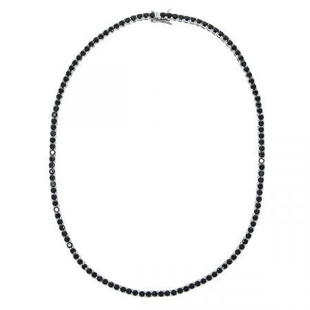 colier-argint-tennis-zirconii-negre-janette [3]