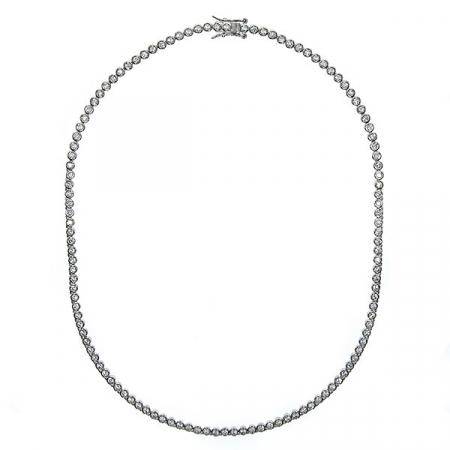 colier-argint-tennis-zirconii-rotunde-transparente-janette [3]