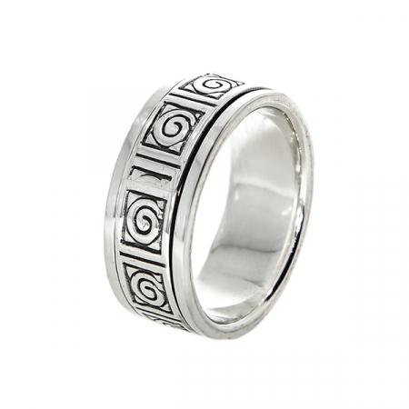 Inel antistres din argint 925 [1]