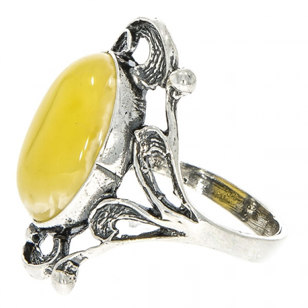 Inel Argint FloareNordică [2]