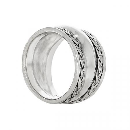 Inel lat din argint [2]