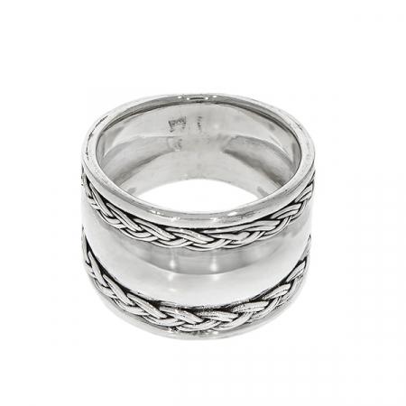 Inel lat din argint [3]