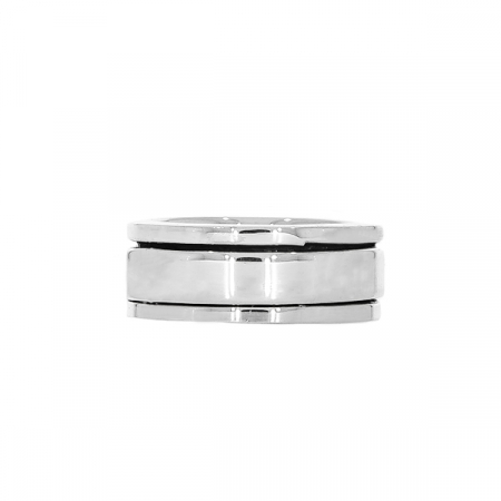 Inel verighetă antistres din argint [1]