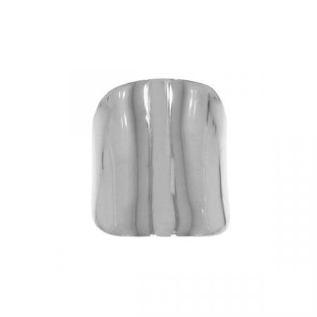 Inel argint model lat [3]